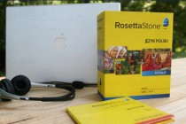 Rosetta Stone Polish: Photo Courtesy of Emily Misztal