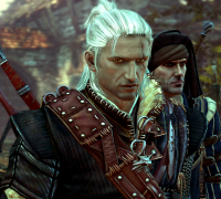 The Witcher 2. Image courtesy of CD Projekt Red