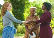 "Nominated for Best Motion Picture of the Year for the 2012 Academy Awards is Tate Taylor's drama ""The Help."" Photo Courtesy of: Touchstone and Dale Robinette."