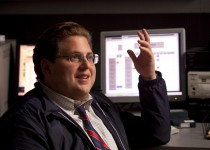 "Jonah Hill in his Oscar nominated supporting role as Peter Brand in ""Moneyball.""  Photo Courtesy of: Sony Pictures Releasing. Photo Credit: Melinda Sue Gordon."