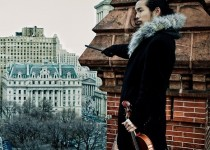 Jie-Song Zhang in New York, NY, 2012. Photo Credit: Kevin Wo. Photo Courtesy of: Jie-Song Zhang.