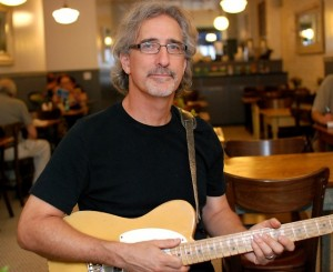 Pictured: John Leventhal, Grammy award winning musician and producer who has made records for Shawn Colvin, Rodney Crowell, Rosanne Cash, and Michelle Branch. Photo Courtesy of: John Leventhal.