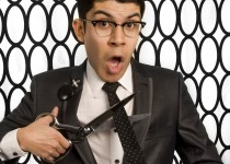 Pictured: Fashion designer Mondo Guerra. Photo Credit:  Jeff Ball.