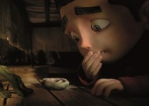 "Norman hides from a zombie on the loose in ""Paranorman,"" directed by Sam Fell and Chris Butler,the new stop-motion comedy thriller from LAIKA and Focus Features. Photo Courtesy of: Focus Features."