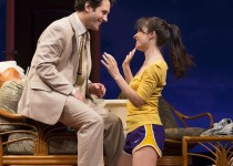 "Paul Rudd and Kate Arrington in ""Grace."" Photo Credit: © Joan Marcus."