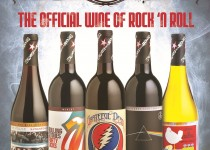 Wines That Rock, a company made up of Mark Beaman, Bob Swain and Christian Le Sommer, mixes wine with classic rock. Photo Courtesy of: Wines That Rock.