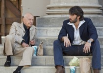 "(L-R) Alan Arkin as Lester Siegel and Ben Affleck as Tony Mendez in ""Argo,"" a presentation of Warner Bros. Pictures in association with GK Films, to be distributed by Warner Bros. Pictures. Photo Credit: Claire Folger/Courtesy of: Warner  Bros. Pictures."
