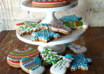 Cookie Road's Holiday Cookies. Photo Courtesy of: Aneta and Jerzy Szot.