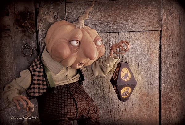 """Old Pumpkin Man"" by Scott Smith. Photo Courtesy of: Rucus Studio/Scott Smith."