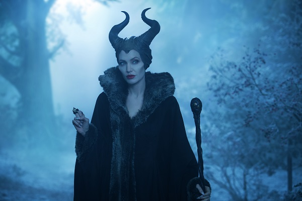 Angelina Jolie stars as Maleficent in the Disney film. Photo Credit: Frank Connor/Walt Disney Pictures. ©Disney Enterprises, Inc. All Rights Reserved.