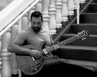 Musician Zach Caruso. Photo courtesy of Zach Caruso.