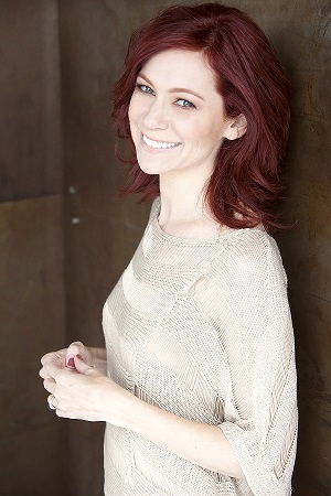 Actress Carrie Preston. Photo Credit: Shawn Flint Blair.