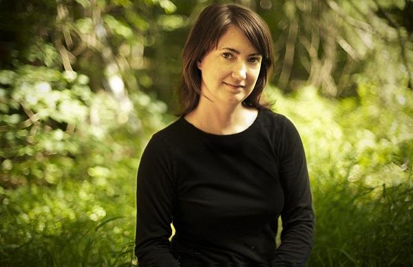 Author Miranda Beverly-Whittemore. Photo Credit: Kai Beverly-Whittemore.