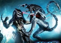 """AVP: Alien vs. Predator Maze"" at Universal Studios. Photo Credit: Twentieth Century Fox Consumer Products."