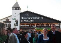 Oktoberfest in Munich, Germany. Photo Credit: Benjamin S. Mack.