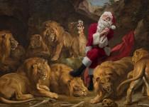 Rubens-Daniel in the Lions Den