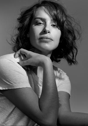 Actress/director Desiree Akhavan. Photo Credit: Daniel Jack Lyons.