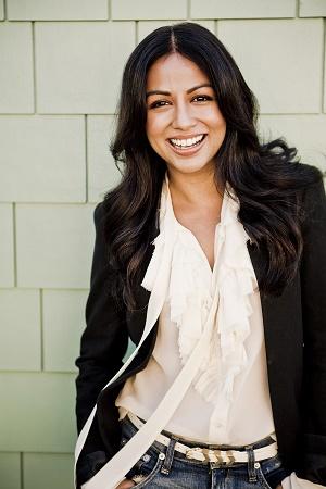 Actress Karen David. Photo: John P. Fleenor.