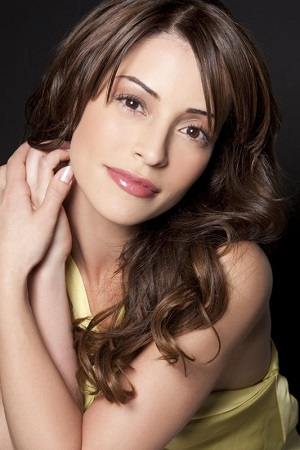 Actress Emmanuelle Vaugier. Photo Credit: Brie Childers.