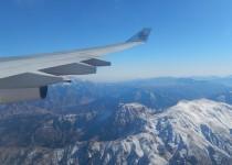 Image taken from flight over Kabul. Photo Credit: Benjamin S. Mack/GALO Magazine.