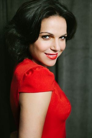 Actress Lana Parrilla. Photo Credit: Anthony Santiago.