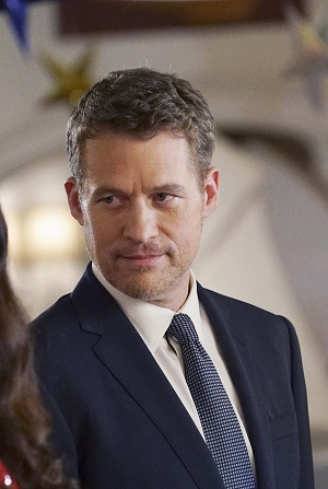 Actor James Tupper. Photo Credit: ©ABC/Danny Feld.
