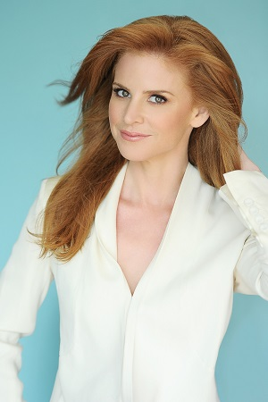 Actress Sarah Rafferty. Photo Credit: Marc Cartwright.