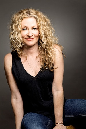 Writer and comedian, Sarah Colonna. Photo Credit: David Zaugh.