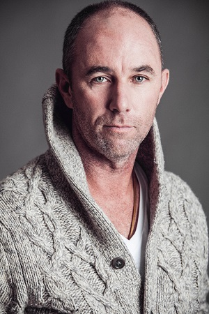 Actor Jamie McShane. Photo Credit: Vince Trupsin.
