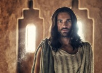 """A.D. The Bible Continues -- """"The Body Is Gone"""" Episode 102. Pictured: Juan Pablo Di Pace as Jesus. Photo: Joe Alblas/LightWorkers Media/NBC."""