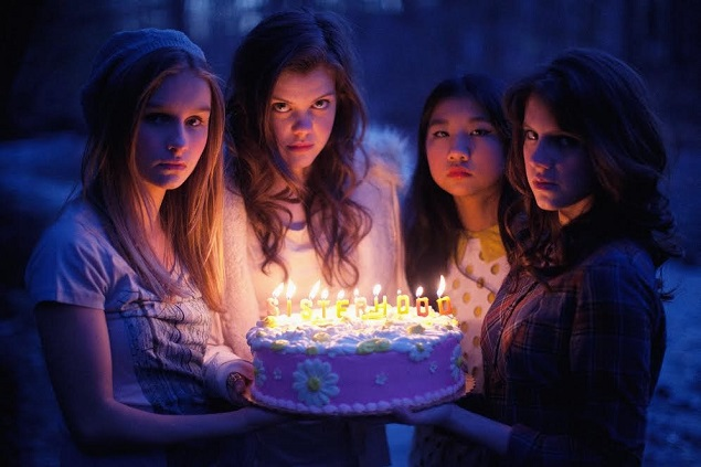 """The Sisterhood of Night."" Photo Credit: Olivia Bee."