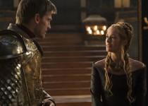 Nikolaj Coster-Waldau and Lena Headey as Jaime and Cersei Lannister. Photo Credit: Helen Sloan/courtesy of HBO.
