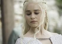 Emilia Clarke. Photo: Macall B. Polay/courtesy of HBO.