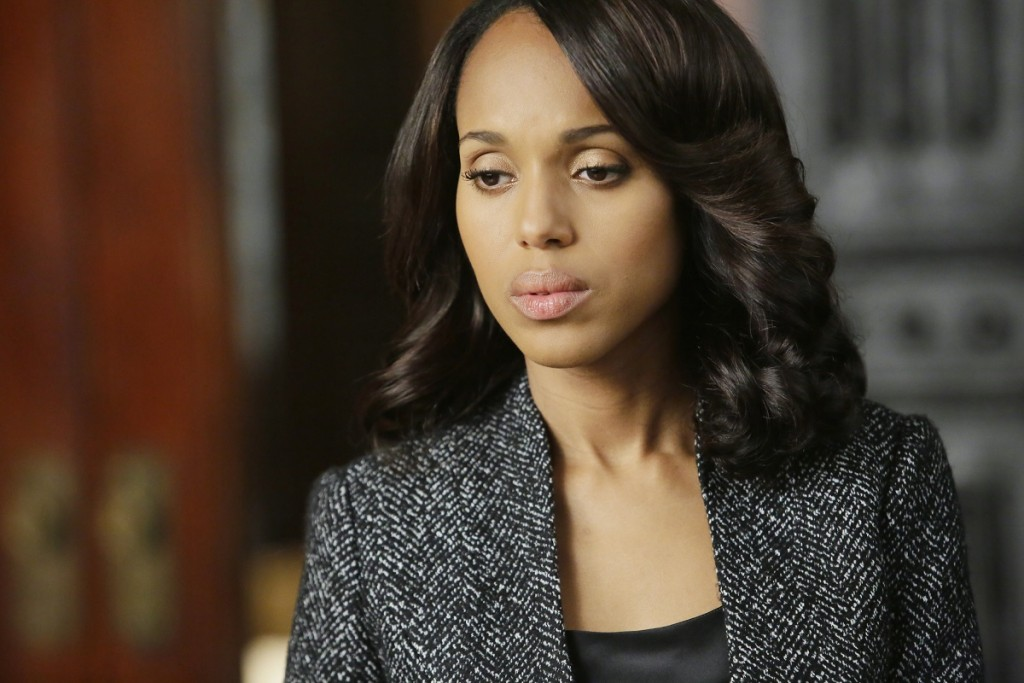 "Kerry Washington in ABC's ""Scandal."" Photo: ABC/Nicole Wilde."