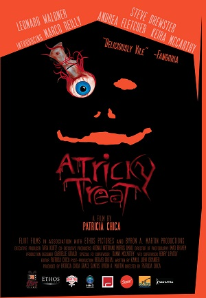 "Poster for ""A Tricky Treat."" Photo: ©Camille-Constantin-Fadl."