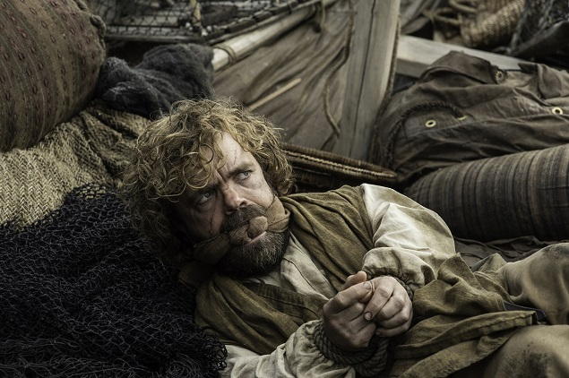 "Peter Dinklage stars in ""Game of Thrones"" season 5, episode 4. Photo: Helen Sloan/courtesy of HBO."