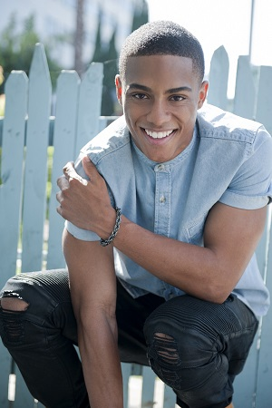 Keith Powers. Photo: Marc Cartwright.