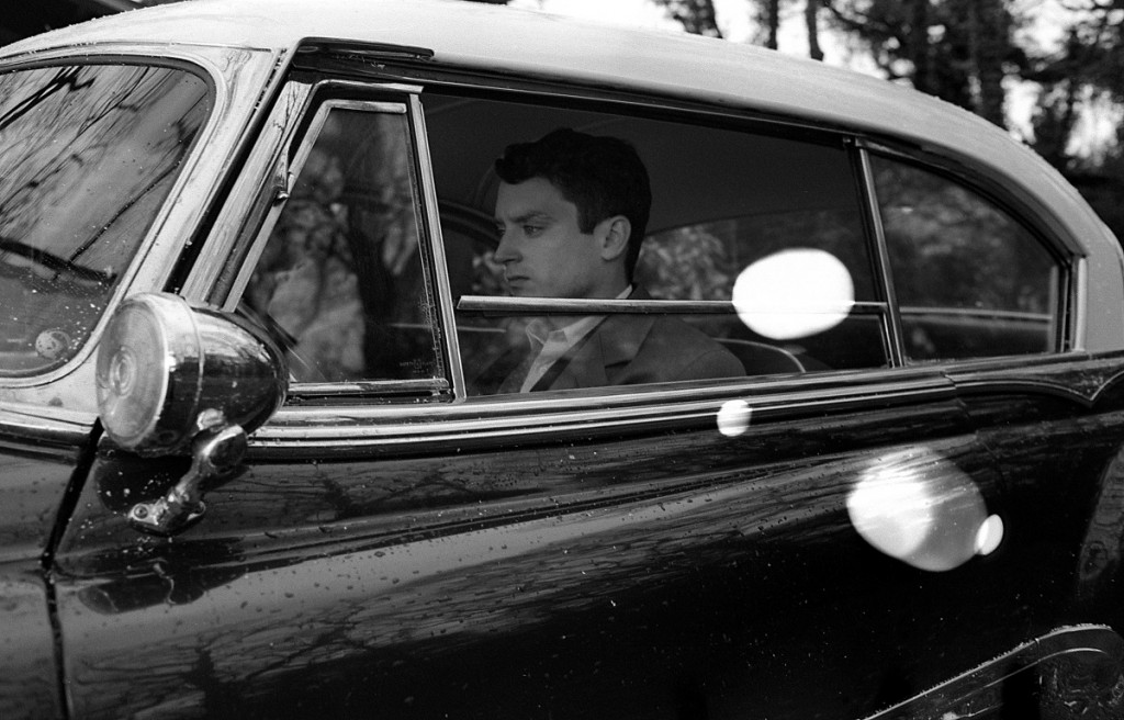 "Elijah Wood in ""Set Fire to the Stars."" Photo: Strand Releasing."