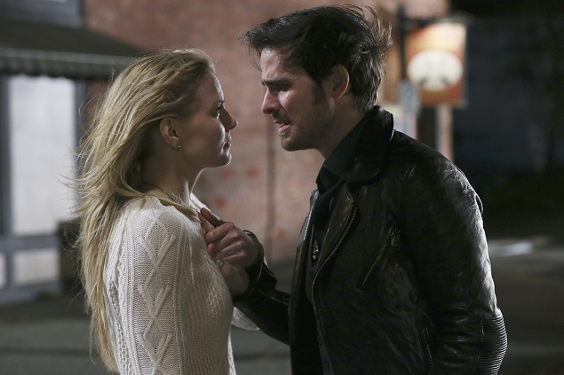 "Jennifer Morrison and Colin O'Donoghue star in ABC's ""Once Upon A Time."" Photo: ABC/Jack Rowand."