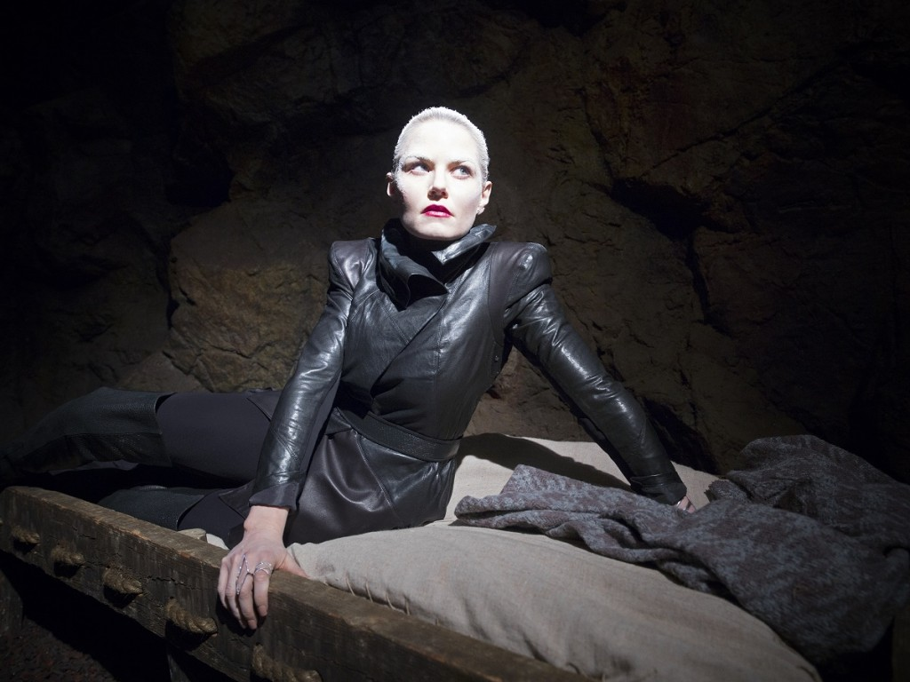 "ABC's ""Once Upon a Time"" stars Jennifer Morrison as Emma Swan. Photo: ABC/Tyler Shields."