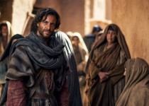 """Adam Levy as Peter in NBC's """"A.D. The Bible Continues."""" Photo: Joe Alblas/LightWorkers Media/NBC."""
