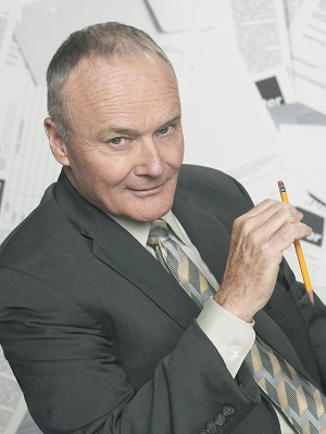 "Creed Bratton in ""The Office."" Photo: Mitchell Haaseth."