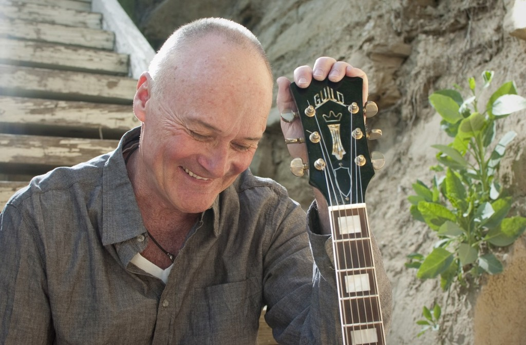 Actor and musician Creed Bratton. Photo courtesy of Creed Bratton.