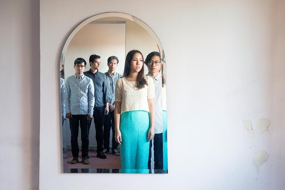 Pictured: Pleasantry, a music group from Singapore. Photo: Marilyn Goh.