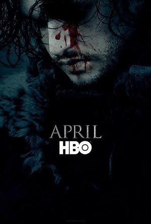 GoT Season 6 teaser poster. Photo Credit: HBO.