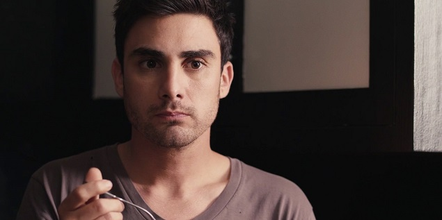 Bad Roomies actor/producer Tommy Savas. Photo: Eastside Films.