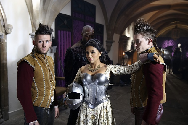 "Karen David stars as Isabella in ABC's ""Galavant"" Episode 205: Season 2. Photo Credit: ABC/Nick Ray."