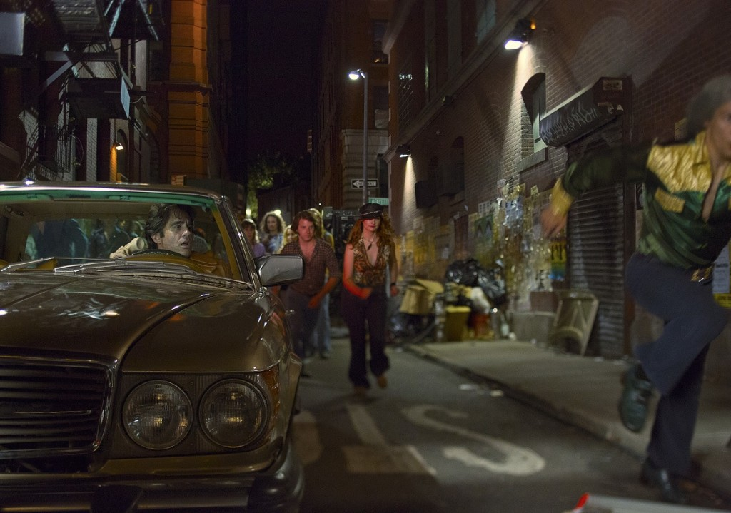 """Vinyl"" Episode 1: Bobby Cannavale. Photo Credit: HBO."