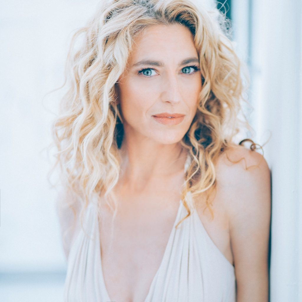 "Actress Claudia Black stars in the all-new CW miniseries ""Containment."" Photo Credit: Nate Taylor."