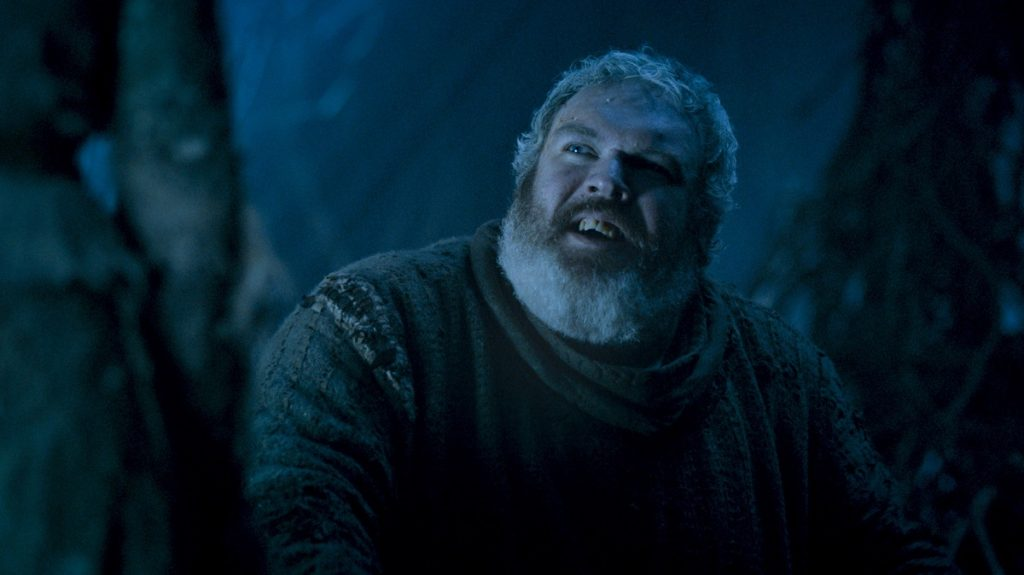 Kristian Nairn as Hodor in Season 6 of Game of Thrones. Photo Credit: courtesy of HBO.